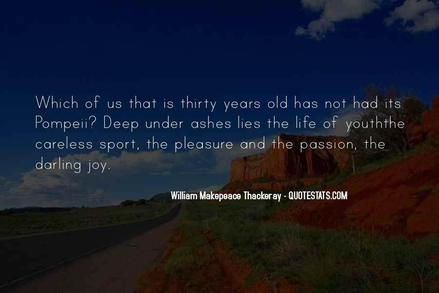 Quotes About Passion And Sports #791249