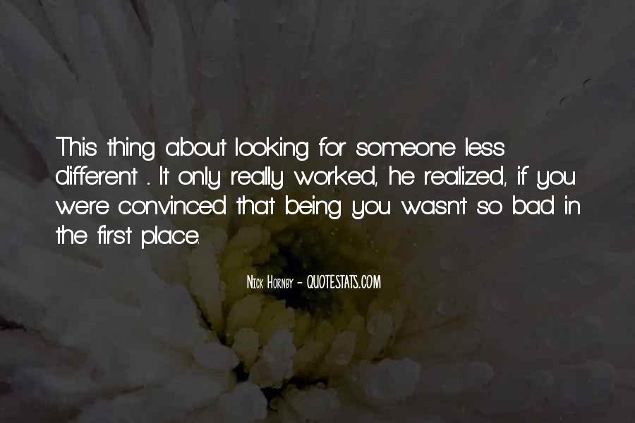 Quotes About Being Over Your First Love #381702