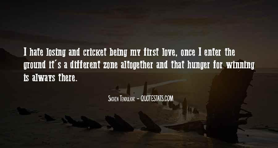 Quotes About Being Over Your First Love #420040