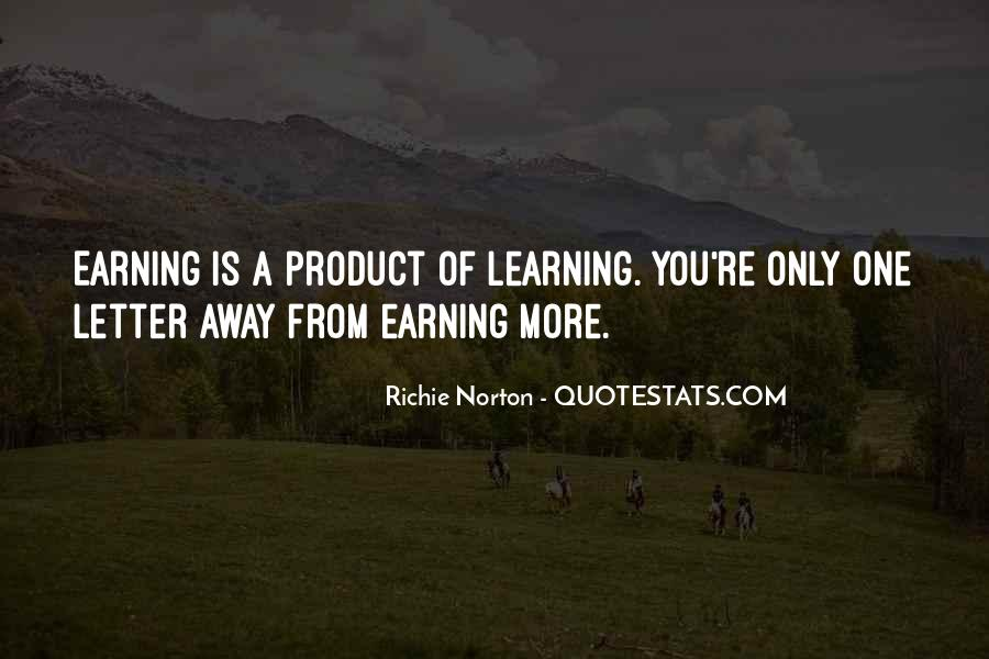 Quotes About Yearning For Knowledge #610293