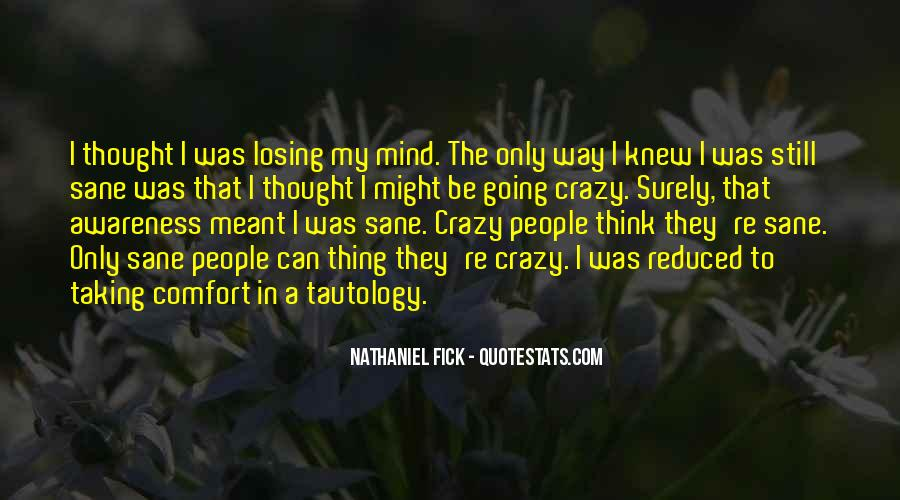 Quotes About Losing My Way #1338499