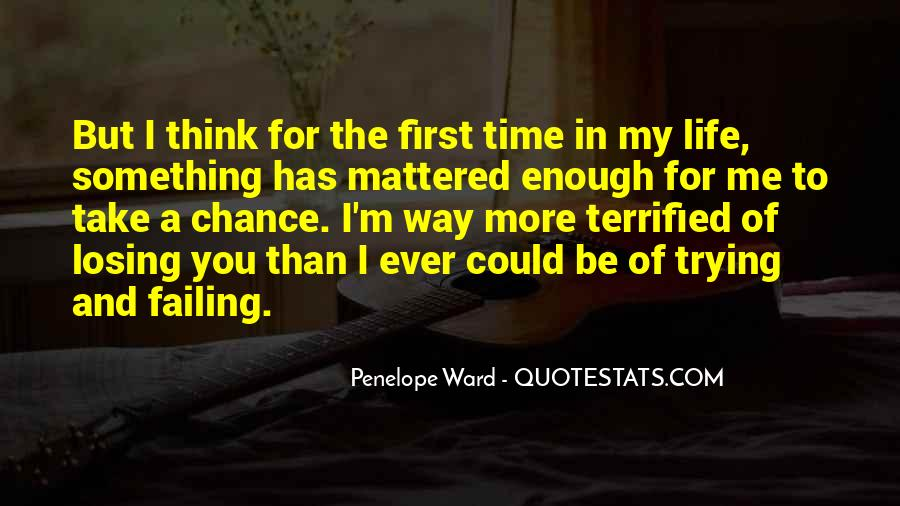 Quotes About Losing My Way #1533565