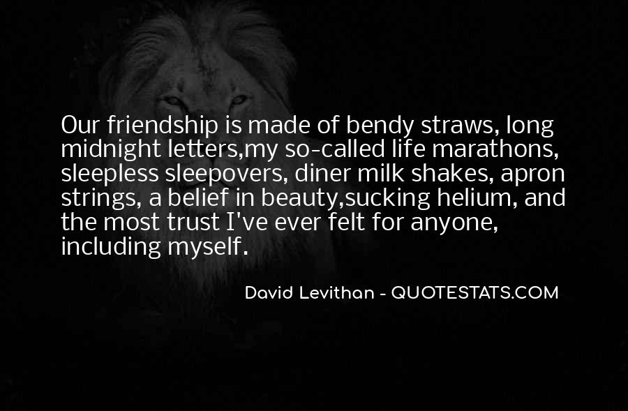 Quotes About Marathons As Life #691570
