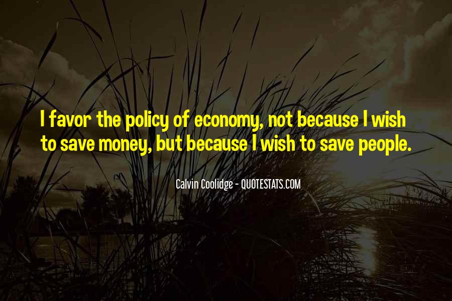Quotes About How To Save Money #140635