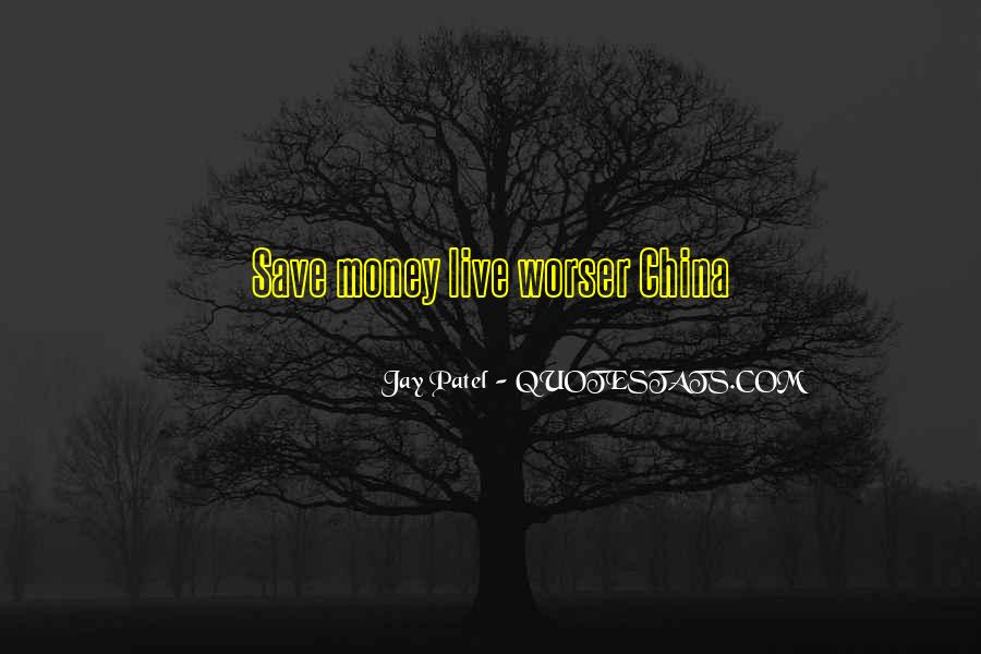 Quotes About How To Save Money #159477