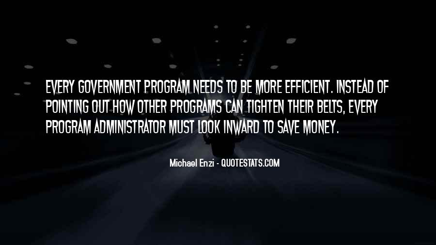 Quotes About How To Save Money #1730014