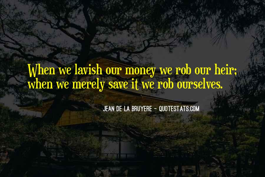 Quotes About How To Save Money #21753
