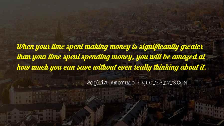 Quotes About How To Save Money #43915