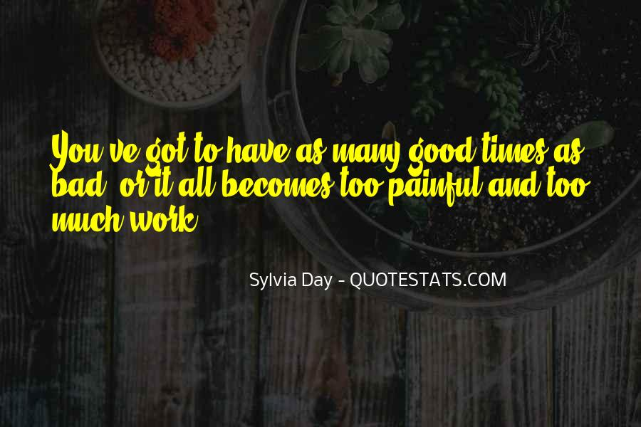 Quotes About Good Times #60036
