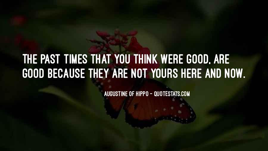 Quotes About Good Times #63073