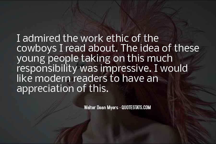 Quotes About Young Cowboys #1449128