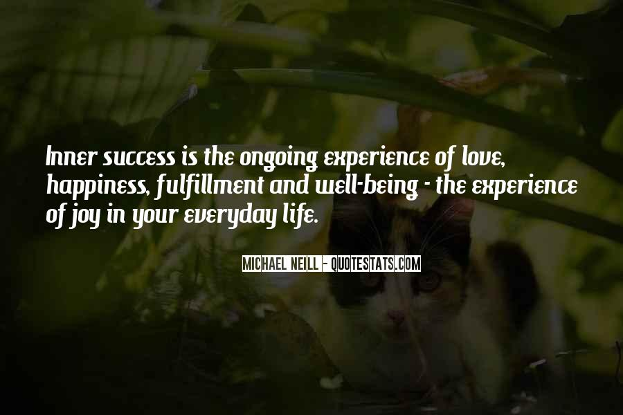 Quotes About Happiness And Love And Life #70008