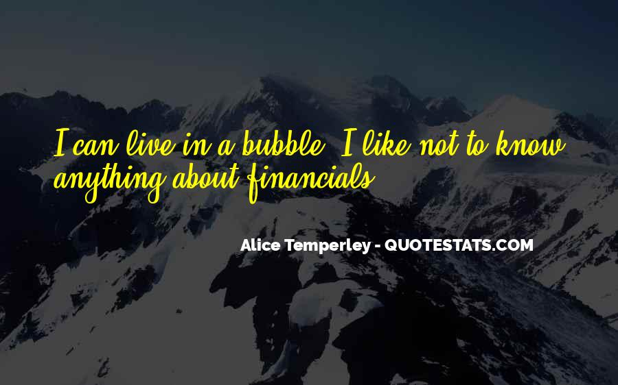 Quotes About Financials #1491972