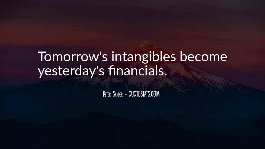 Quotes About Financials #858865