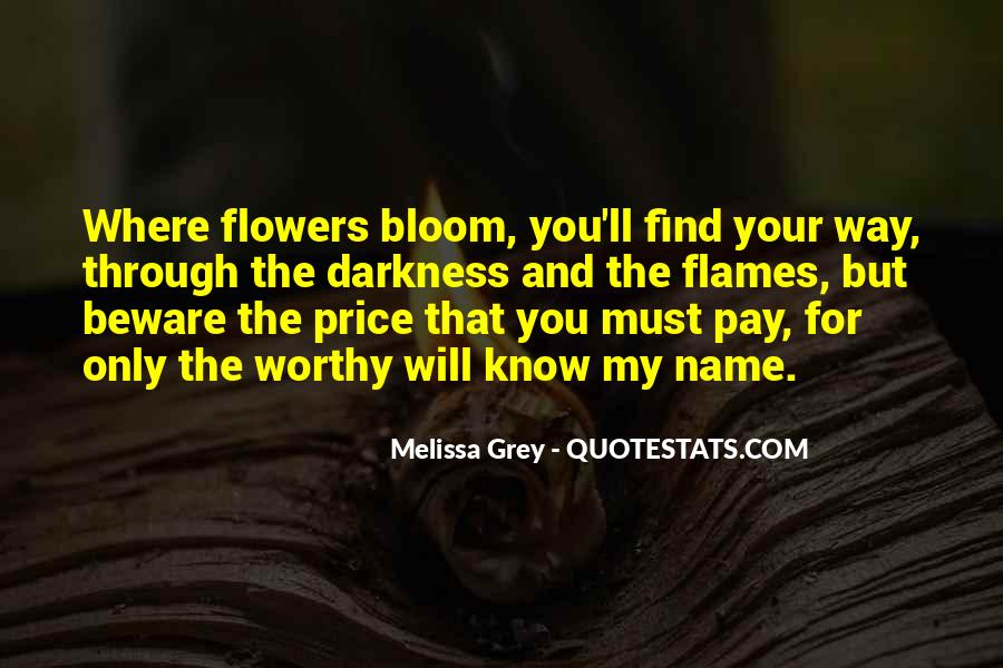 Quotes About The Name Melissa #1270168