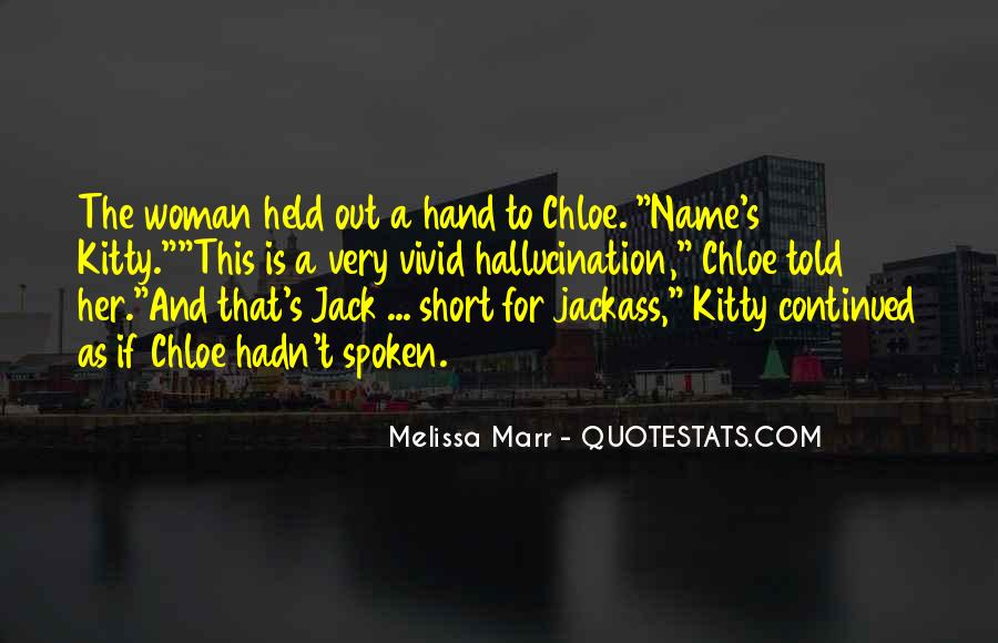 Quotes About The Name Melissa #1849954