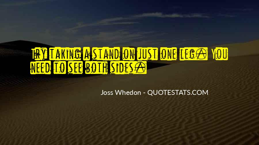 Quotes About Taking Sides #5372