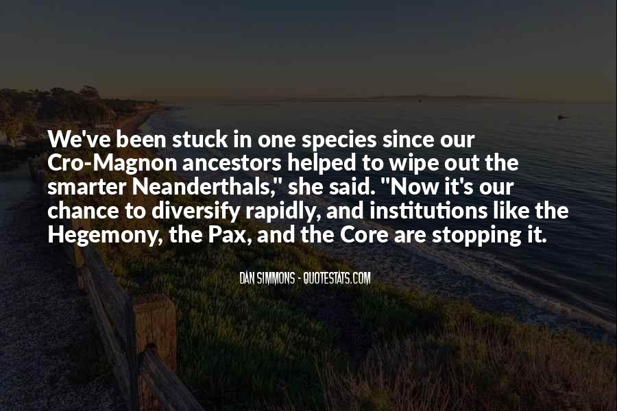 Quotes About Neanderthals #1505269