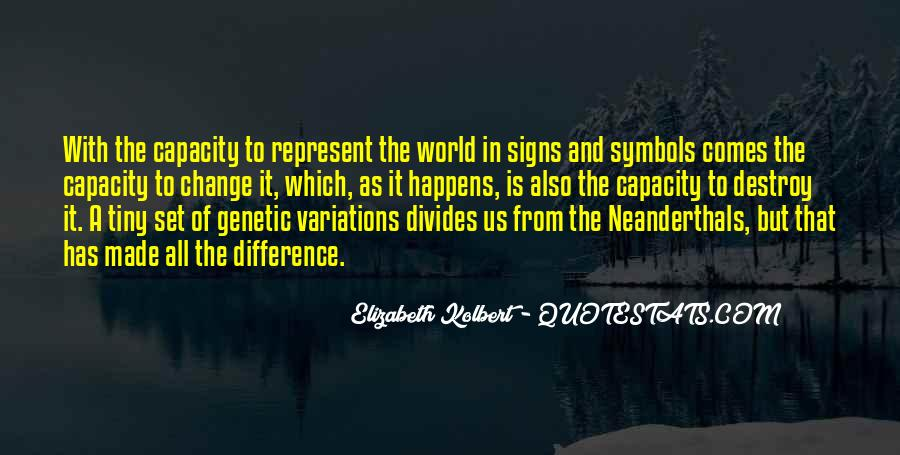 Quotes About Neanderthals #287454