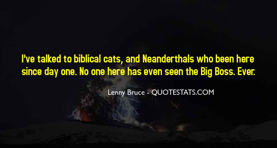 Quotes About Neanderthals #418940