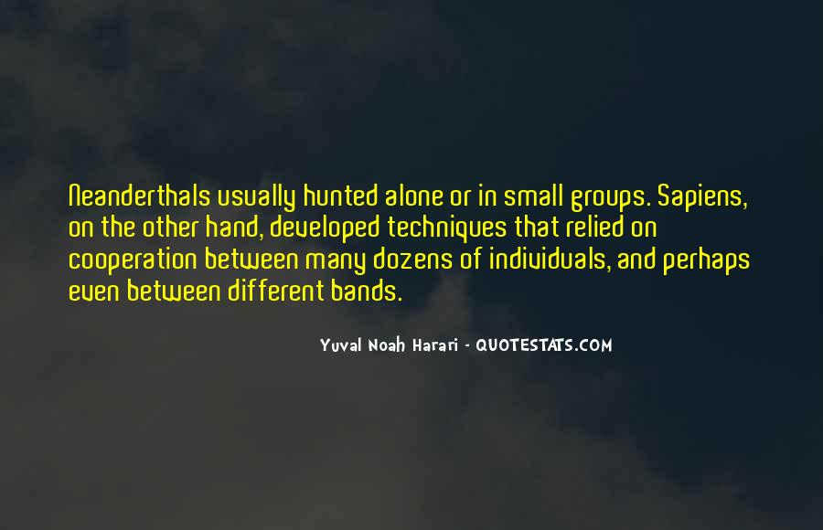 Quotes About Neanderthals #79188
