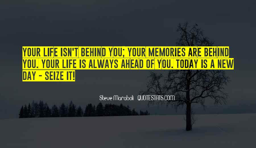 Quotes About Today Is A New Day #109165