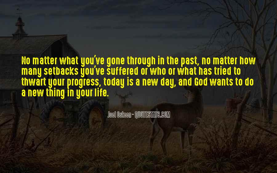 Quotes About Today Is A New Day #1149445