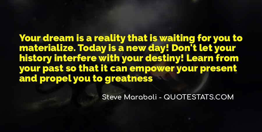 Quotes About Today Is A New Day #1816607
