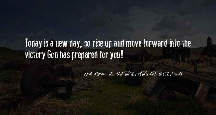 Quotes About Today Is A New Day #264002