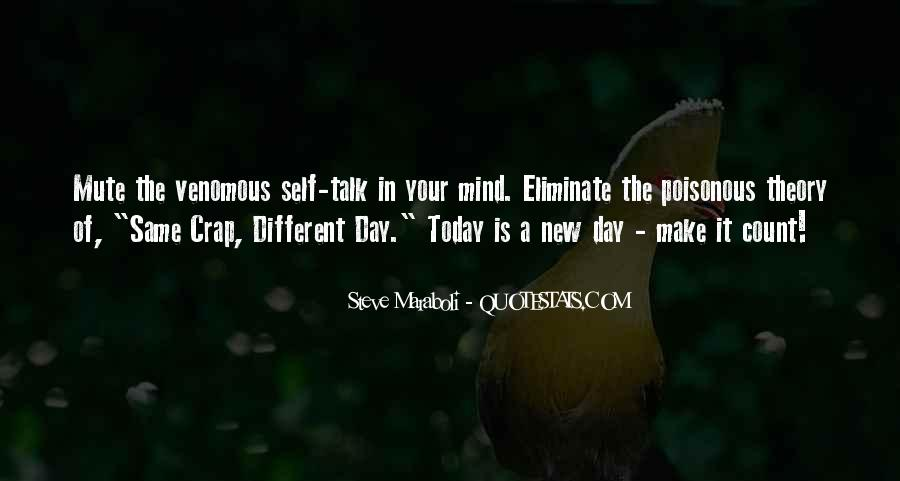 Quotes About Today Is A New Day #507492