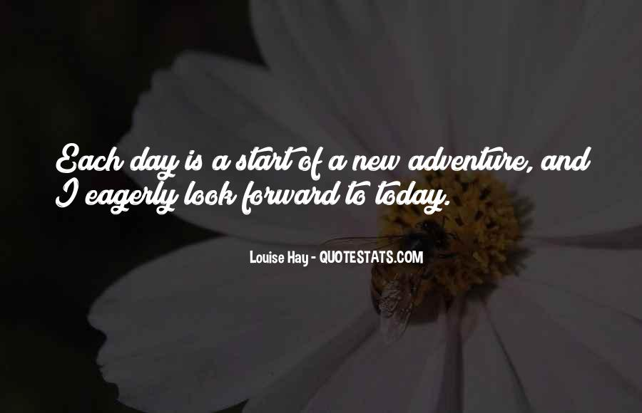 Quotes About Today Is A New Day #990760