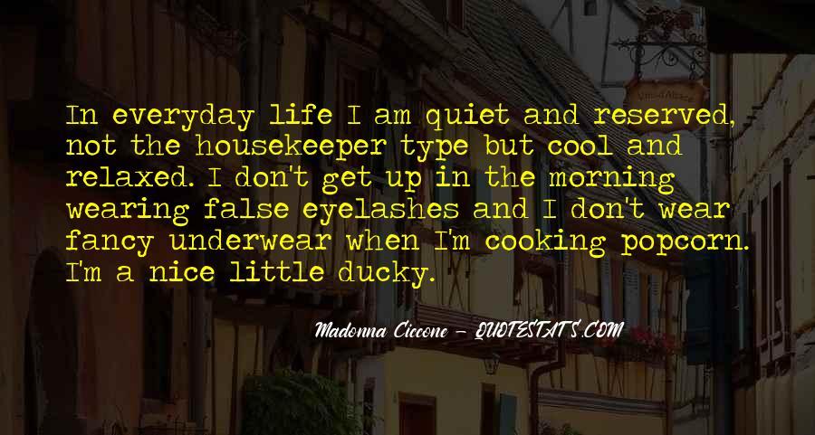 Quotes About False Eyelashes #340517