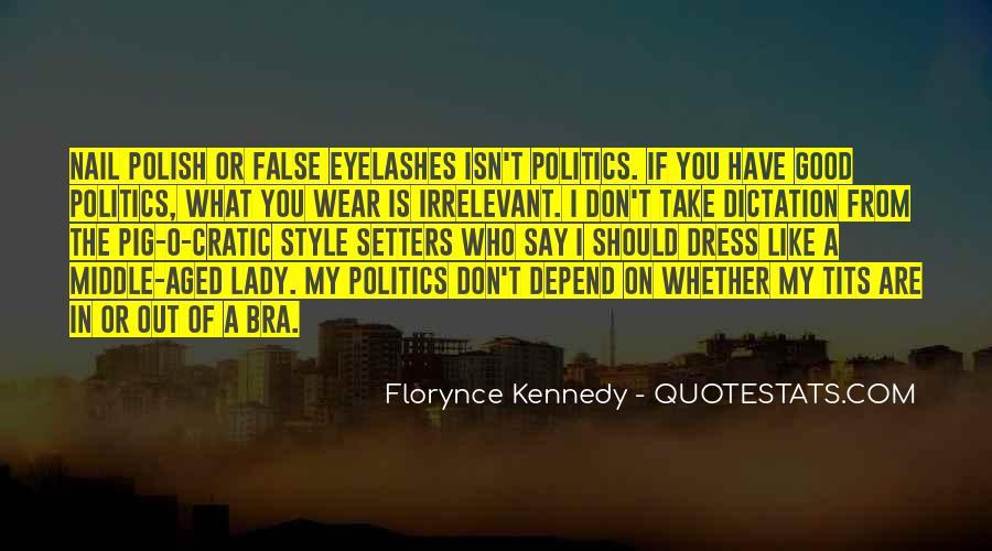 Quotes About False Eyelashes #460381