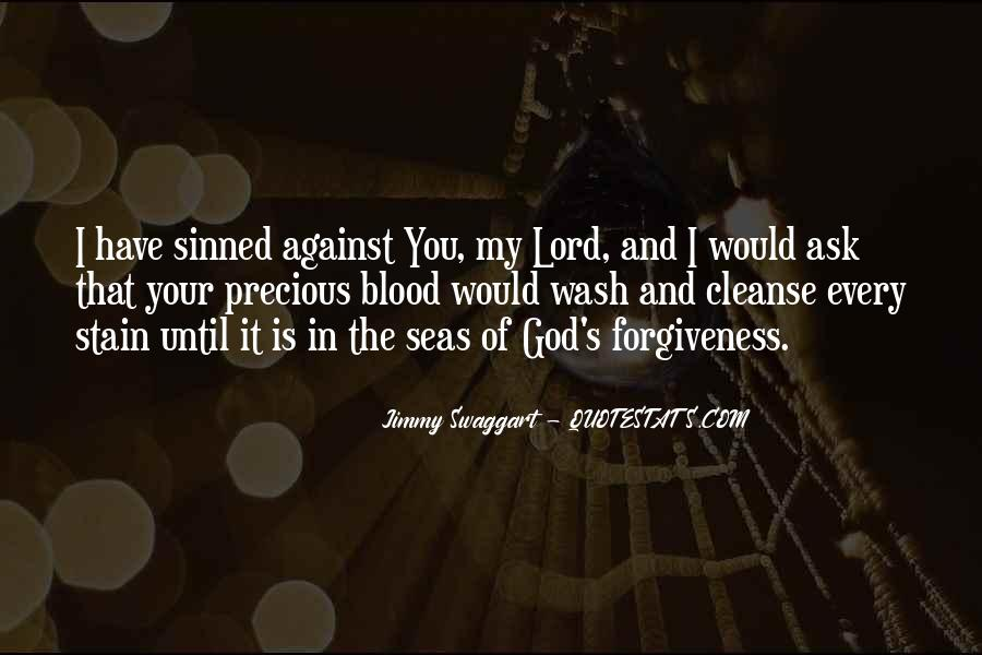 Quotes About Sinned #1038034