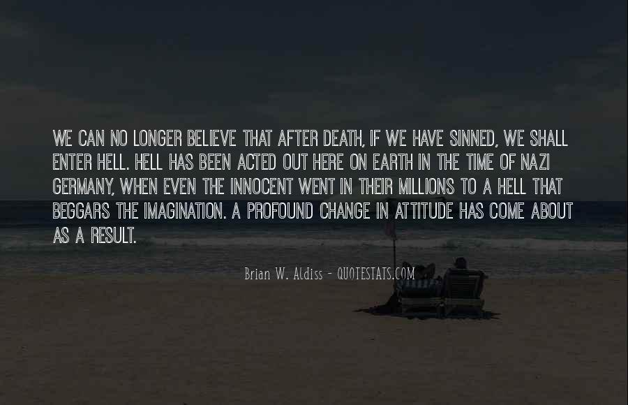 Quotes About Sinned #1127706