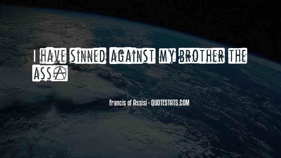 Quotes About Sinned #1171320