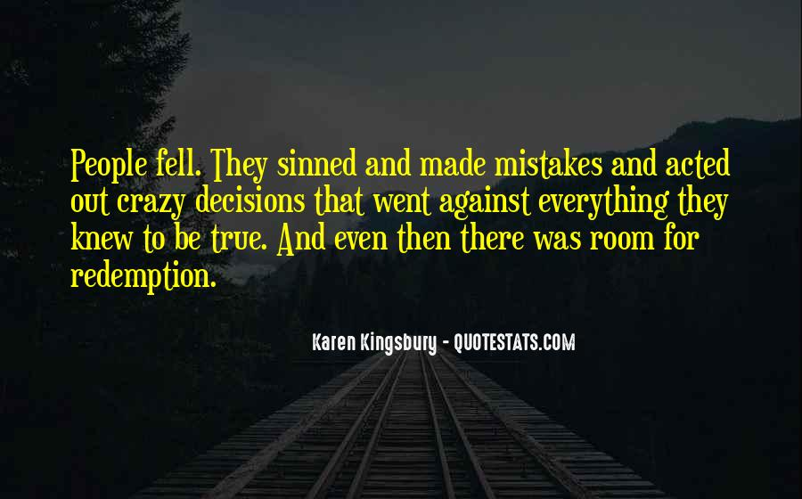 Quotes About Sinned #1183613