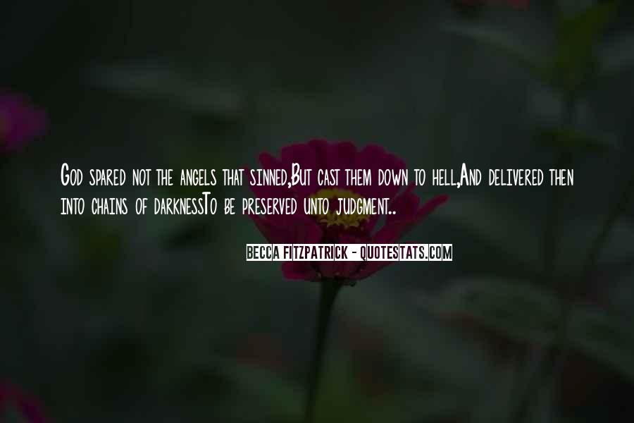 Quotes About Sinned #297744