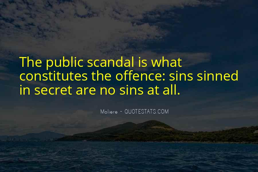 Quotes About Sinned #389533