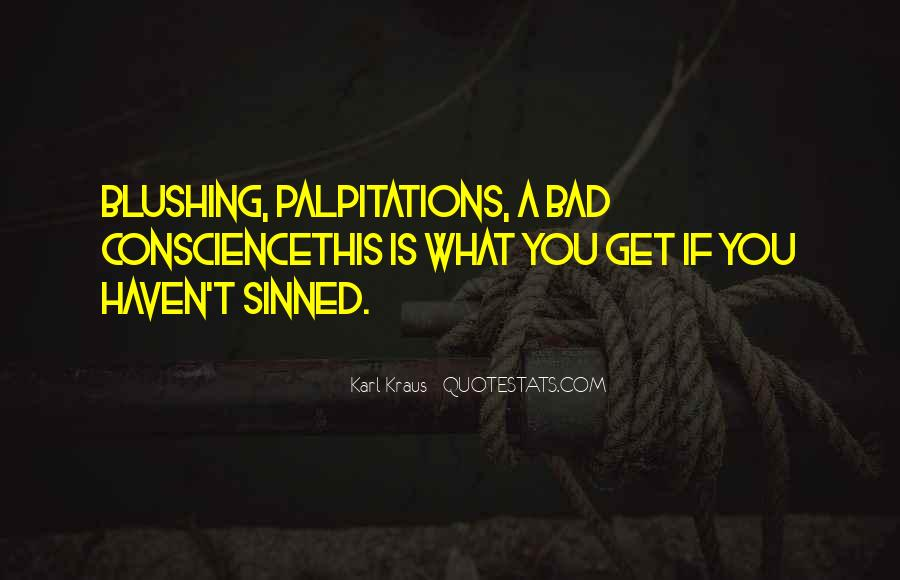 Quotes About Sinned #740369