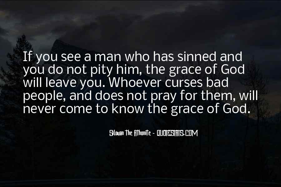 Quotes About Sinned #791842