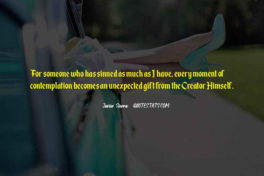 Quotes About Sinned #829217