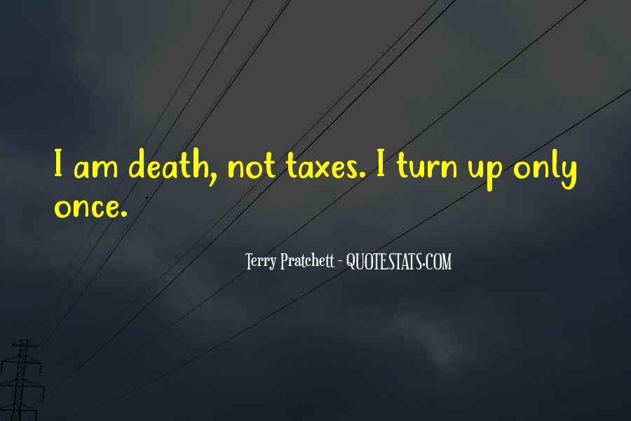 Quotes About Taxes #23923