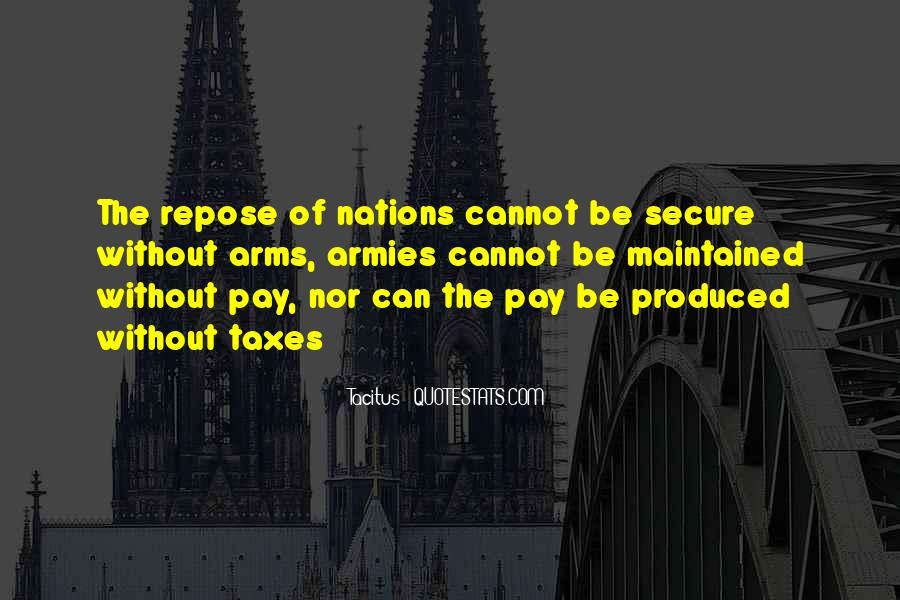 Quotes About Taxes #31191