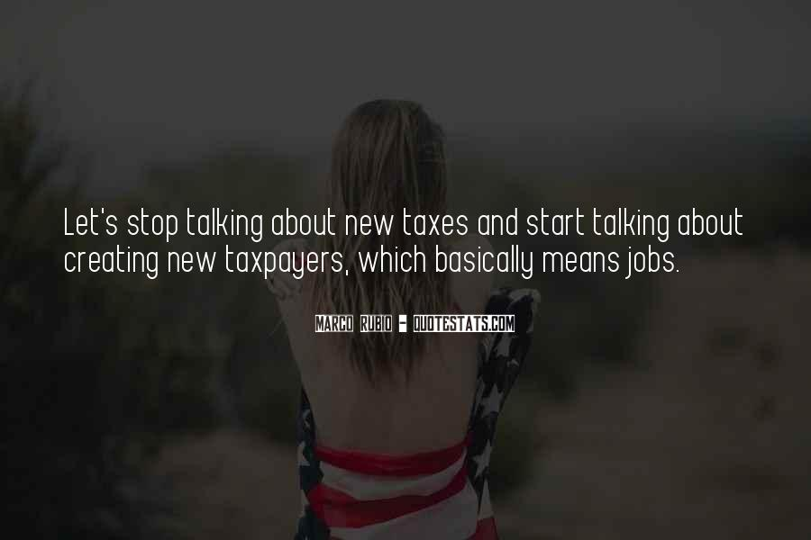 Quotes About Taxes #51696