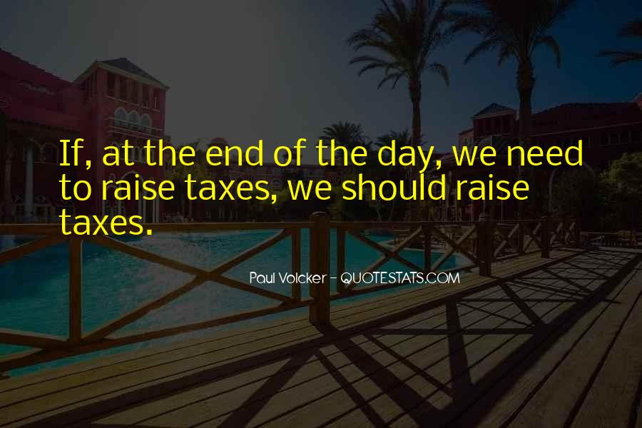 Quotes About Taxes #65479