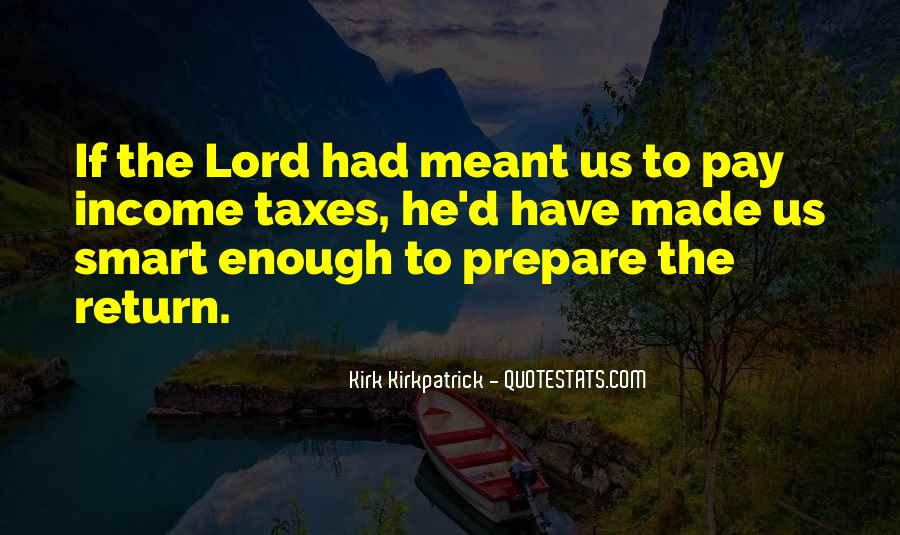 Quotes About Taxes #85701