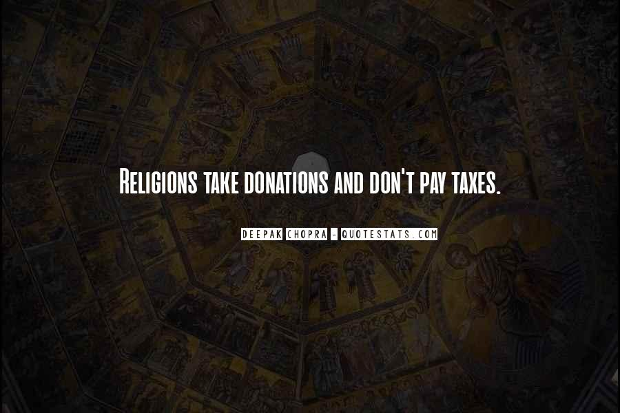 Quotes About Taxes #89650