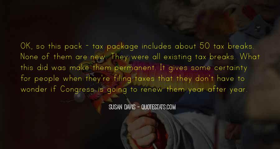 Quotes About Taxes #91755