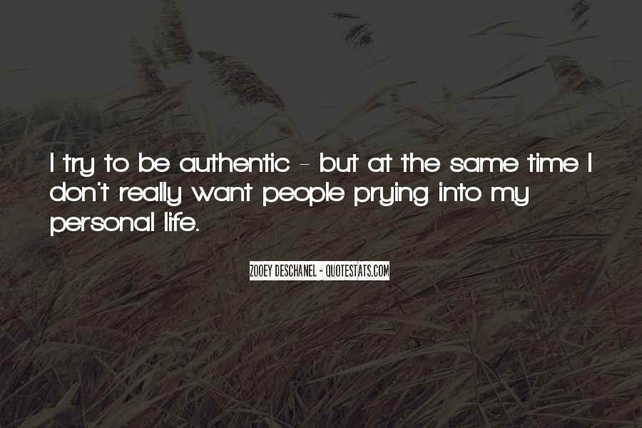 Quotes About Prying People #1811965